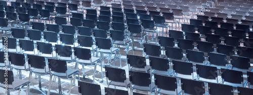 Fényképezés Empty seats