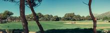 Golf Course In Mallorca