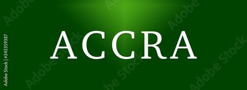 Photo web Label Sticker Accra