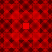 Square Abstract Background