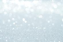 Silver Sparkling Lights Festiv...