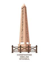 Ancient Egyptian Obelisk Istan...
