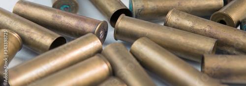 Photo shotgun, hunting cartridges, hunting ammunition