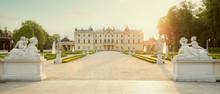 The Branicki Palace And Park I...