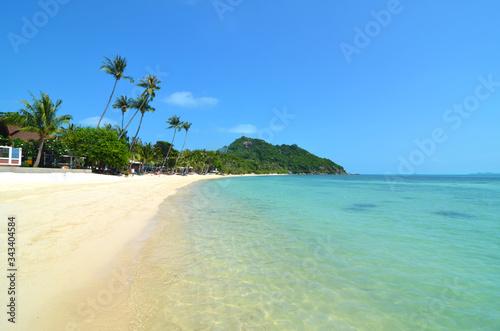 Leela beach, Koh Phangan - Thailand фототапет