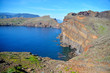 view of the bay of Madeira Island