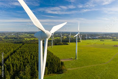 Renewable Energy Wind Power Fototapeta