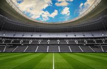 Empty Stadium - Sport Events W...