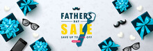 Father's Day Sale Template Vec...