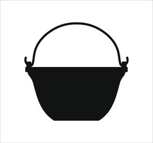 Bricklayer Bucket. Illustratio...