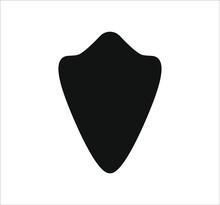 Knights Templar Shield.Illustr...
