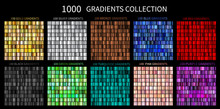 Gradients Vector Megaset Big C...