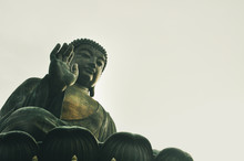 Big Buddha Statue, Po Lin Mona...