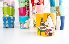 Studio Product Shot Of Moomin ...