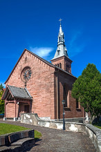 Holy Spirit Church. Village Of...