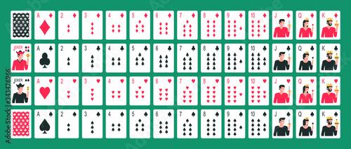 Fotografia Playing cards