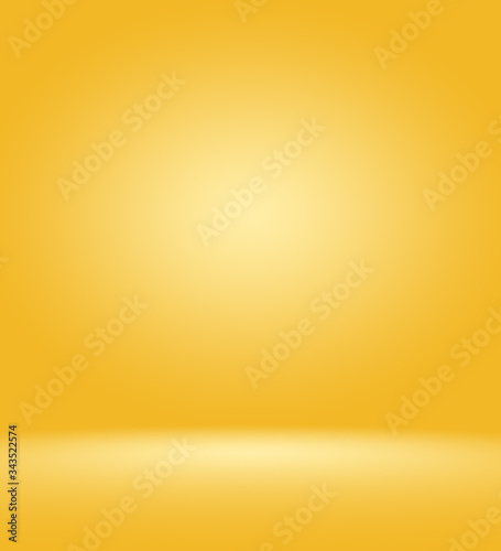 Canvastavla Gold shiny smooth background with variating hues.