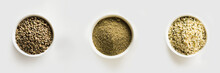 Organic Dried Hemp Seeds, Flou...