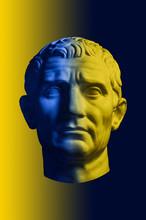 Statue Of Guy Julius Caesar Oc...
