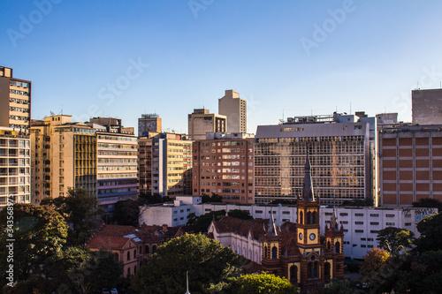 Photo Sapucaí skyline