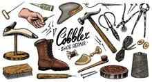Cobbler Set. Professional Equi...