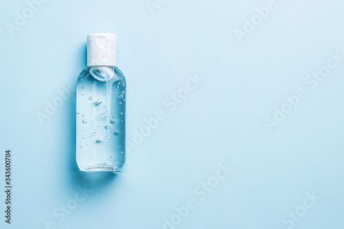 Fotografía Antibacterial cleaning gel