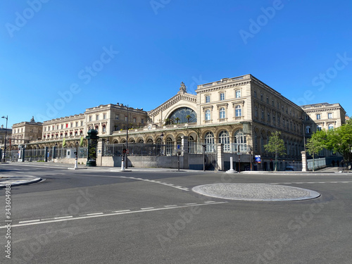 Fototapeta Gare de l'Est Paris