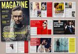Lifestyle Magazine Layout - 343613932