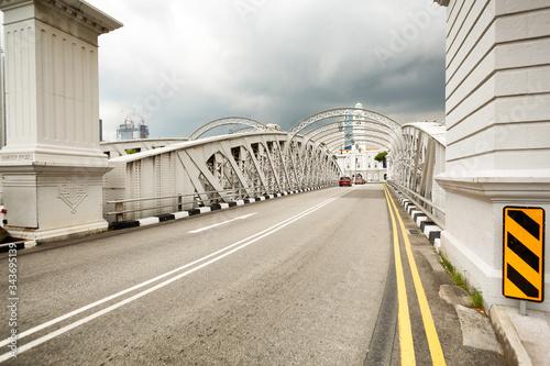 Anderson Bridge Singapore Wallpaper Mural