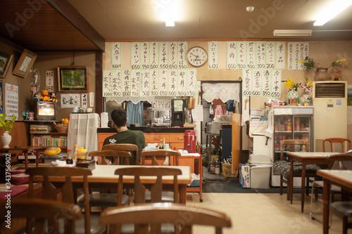 Foto 昔ながらの定食屋