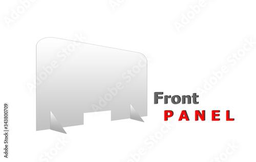 Photo Front panel