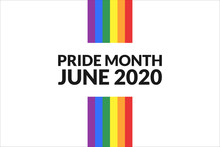 LGBT Pride Month. Holiday Conc...
