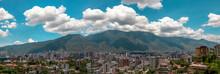 Vista Panorámica De Caracas, ...