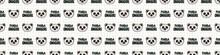Kawaii Panda Bear Onigiri Japa...