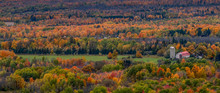 Mt. Zion, Ironwood, Michigan, In The Fall