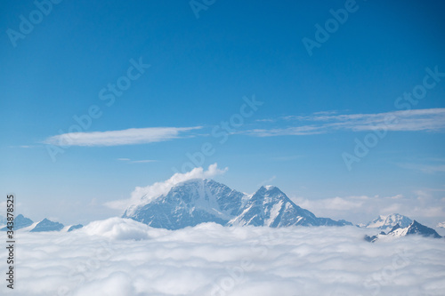 Mount Elbrus Canvas-taulu