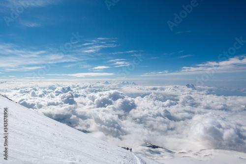 Obraz na plátne Mount Elbrus
