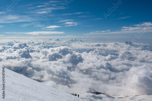 Fototapeta Mount Elbrus