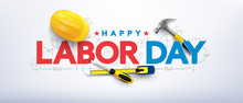 Labor Day Poster Template.Inte...