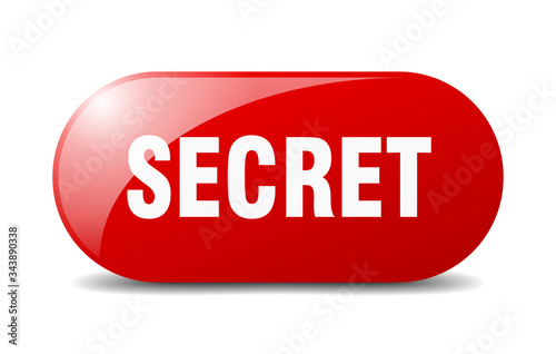 secret button. secret sign. key. push button. Wallpaper Mural