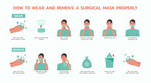 How To Wear And Remove A Surgi...