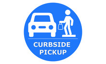 Curbside Pickup Illustrated Ve...