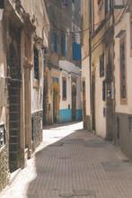 A Street In The Medina