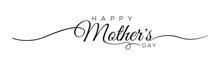 HAPPY MOTHER'S DAY Lettering C...