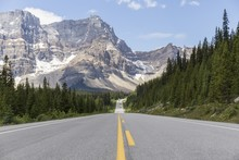 Road Trip Through Canadian National Parks