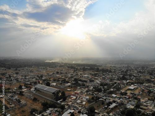 Fotografía El cielo resplandece