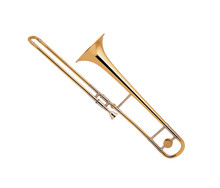 The Brass Trombone