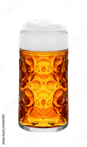 light beer Canvas Print