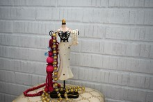Mannequin With Women's Jewelry...