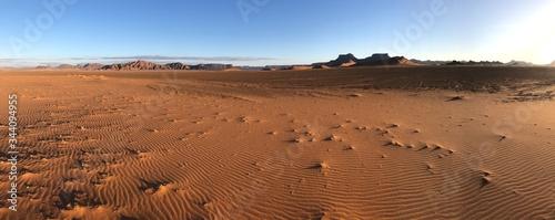Désert, Sable, Arabie saoudite, dune Canvas-taulu